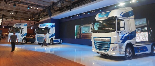 DAF Trucks очерта електрическото си бъдеще