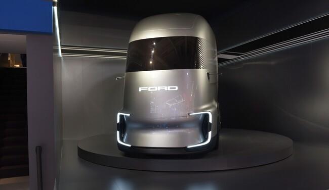 Ford Trucks показа F-Vision Future Truck