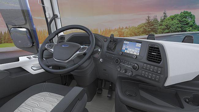Драйв тест на F-MAX – новият влекач от Ford Trucks (плюс видео)