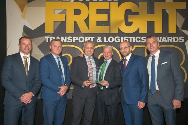 DAF XF е Камион на годината в Северна Ирландия