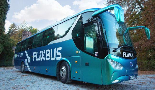FlixBus вече използва електробуси