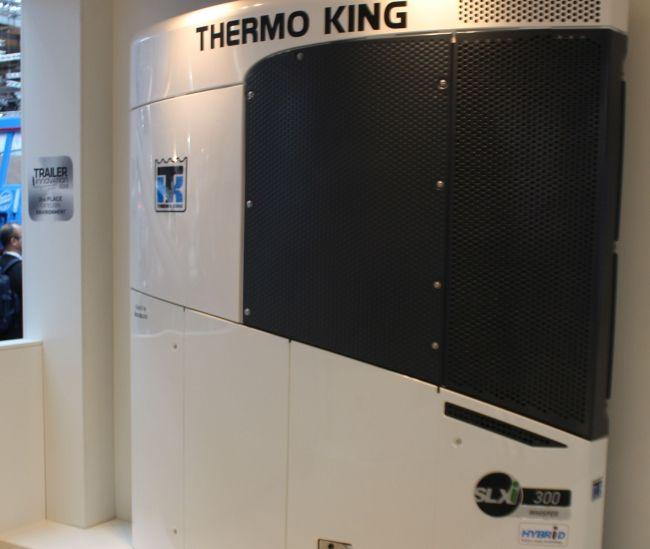Thermo King и Frigoblock с последното си поколение техника
