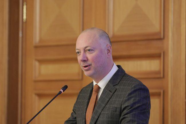 Министър Росен Желязков пред съвета на ЕС
