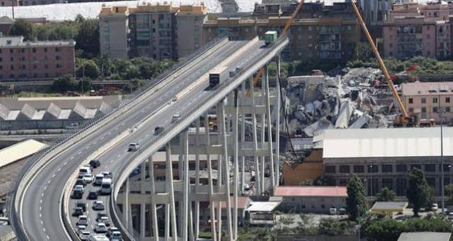 Италия губи по 1 млрд. евро без моста Моранди