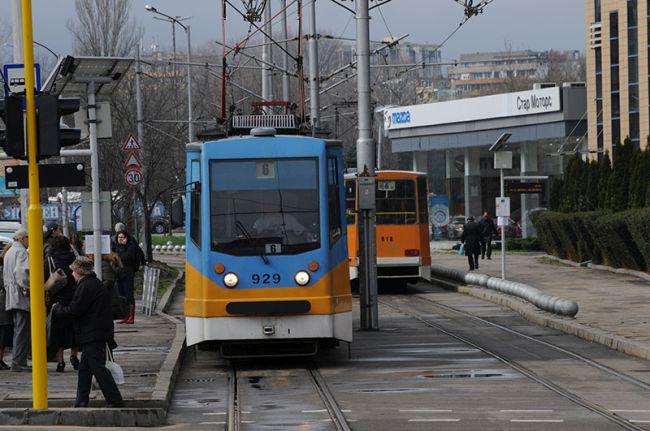 Общината отне трамвая на Лозенец