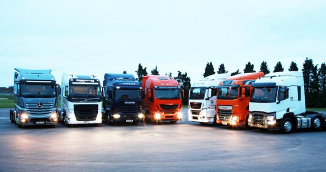 Пазарът на камиони в България – 2018 година