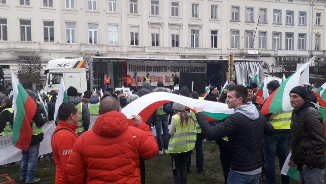 Българският компромисен вариант бе отхвърлен, както и две трети от Пакет мобилност 1