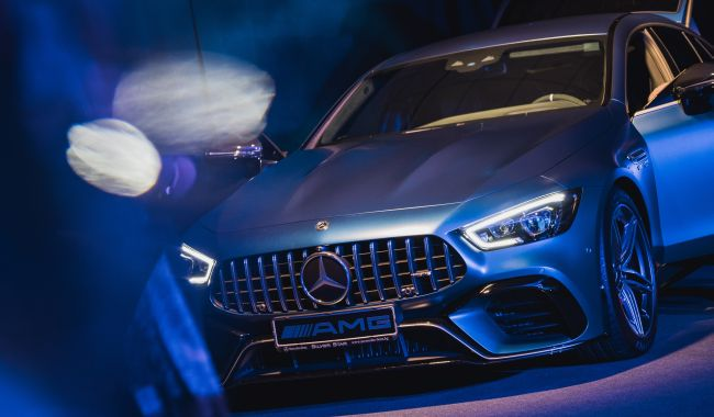 Звездите на Sofia Open ще се возят с Mercedes-Benz