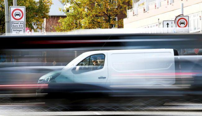 Забраната на дизелите в Хамбург: никакъв ефект!