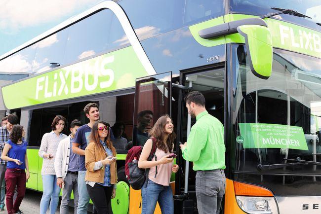 FlixMobility е с най-обширна мрежа в света