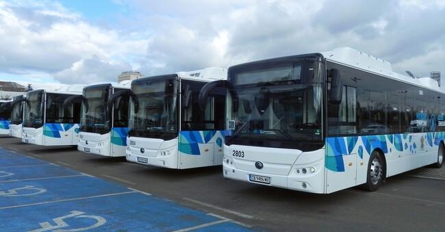 43 808 нови автобуса са реигистрирани в Европа през 2018 г.