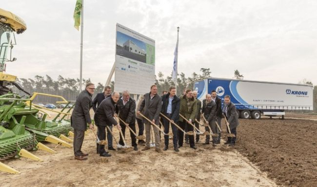 Krone строи ултрамодерен изпитателен център