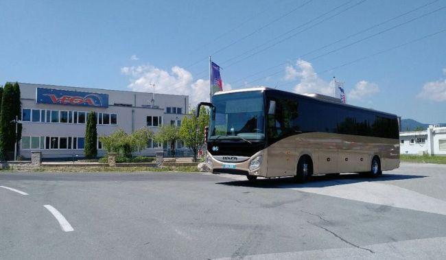 Busworld Централна Азия през юни