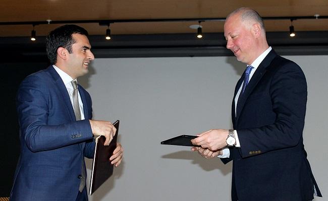Развиваме общи трансгранични коридори с Армения