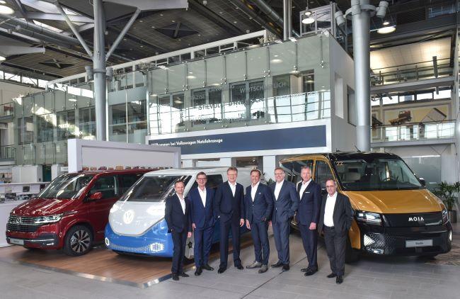 Volkswagen инвестира над 1,8 млрд. евро в развитието на лекотоварните си автомобили през 2019 г.