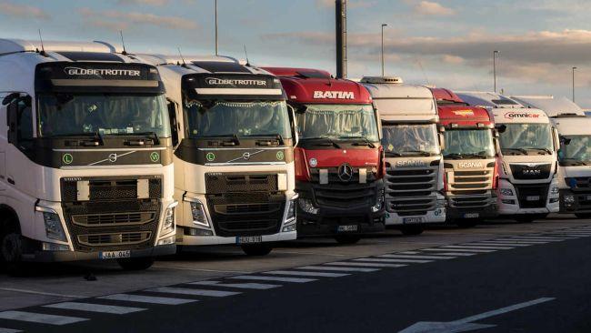 Пазарът на камиони в България - март 2019