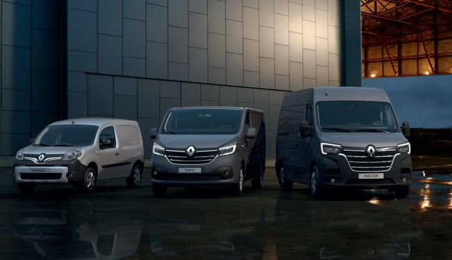 Groupe Renault: Прогрес в лекотоварната гама