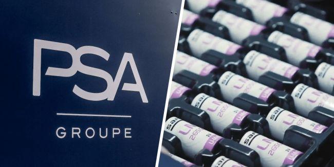 PSA и Saft ще разработват батерии