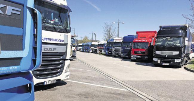 Пазарът на камиони в България - април 2019