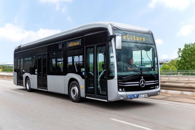 Mercedes-Benz Buses показа колко харчат наистина електрическите автобуси