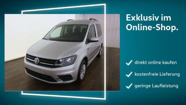 Volkswagen CV с нов онлайн магазин