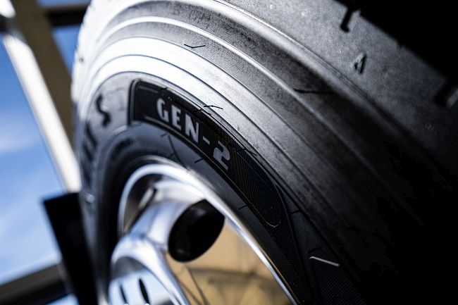 Goodyear представи нови модели гуми и клиентски решения