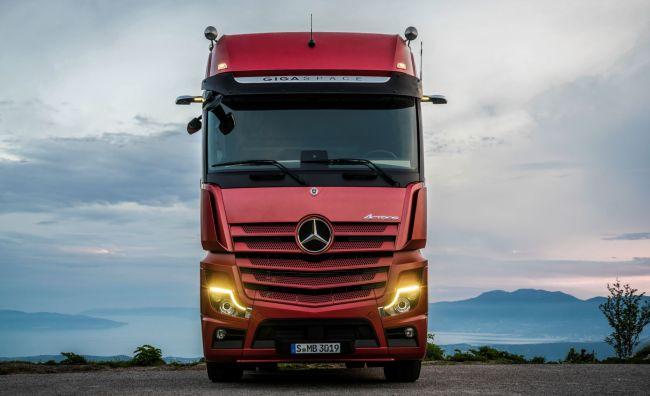 Новият Mercedes-Benz Actros с премиера на Truck Expo 2019