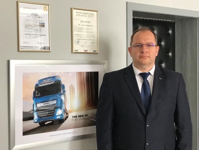 Георги Загоров, ААП: 20% ръст при продажбите на товарни автомобили от началото на годината