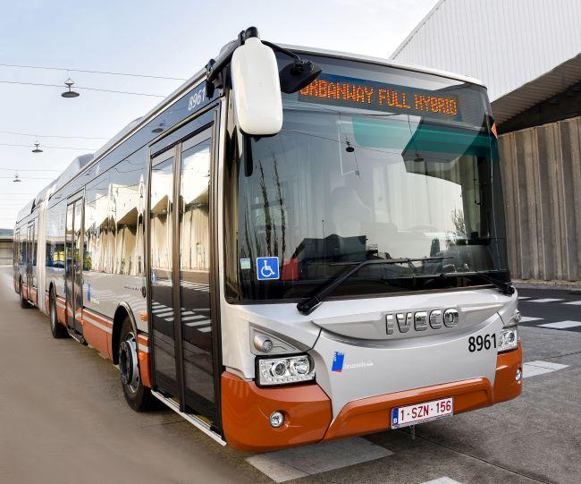 IVECO BUS изпрати Urbanway в Брюксел