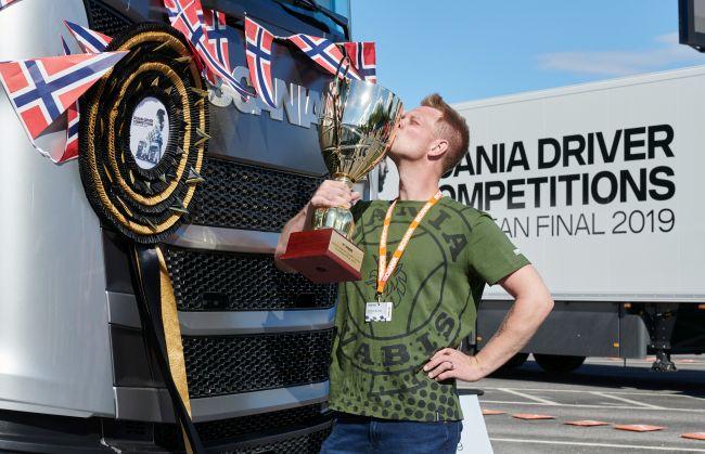 Scania Driver Competition 2019 – едно състезание, много победители