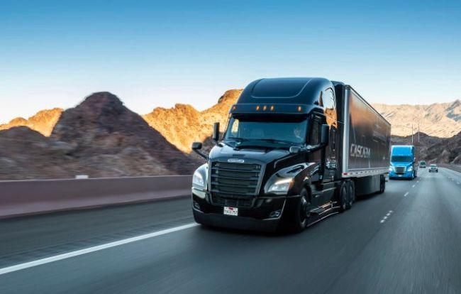 Daimler: до 10 г. ще имаме работещ автономен камион