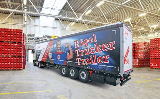 Kögel с нова версия на Trucker Trailer