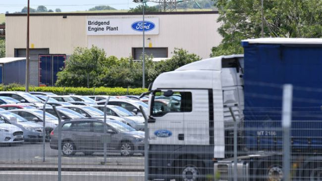 Ford затваря завод за двигатели в Уелс
