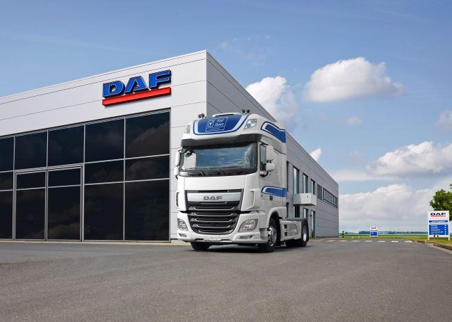 DAF предлага почти нови First Choice камиони