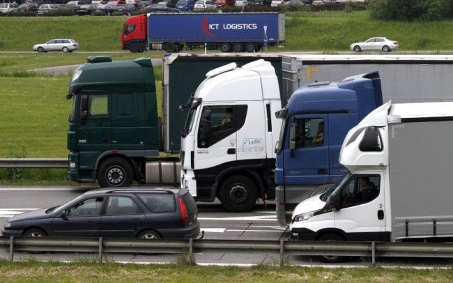 Транспортният сектор във Франция се свива