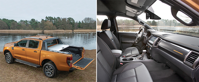 Новият Ford Ranger – по-мощен, по-икономичен и по-интелигентен