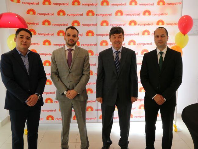 Ромпетрол България откри трета бензиностанция във Враца