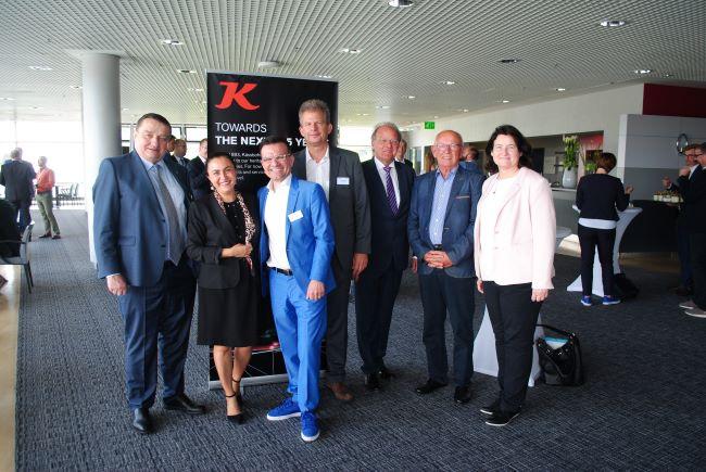 Kässbohrer отчете успех на transport logistic 2019