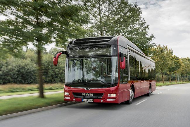 MAN продаде 800 автобуса Lion's City Hybrid