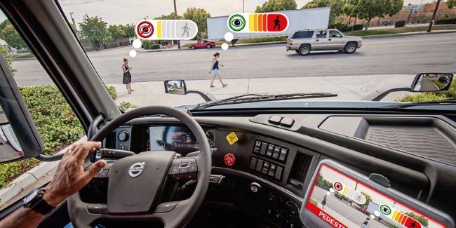 Volvo Trucks ще предвижда човешкото поведение