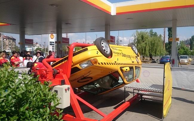 Shell България се включва в деня на пътната безопасност