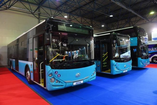 След първото издание на Busworld в Казахстан