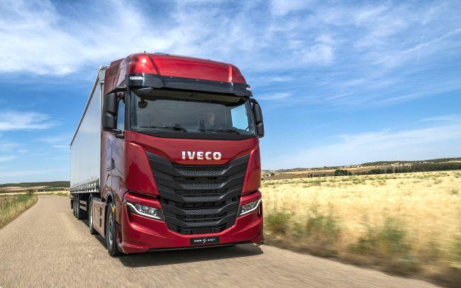 Видео: Новият Iveco S-WAY - премиера в Мадрид