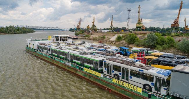 17 употребявани тролейбуса за Русе