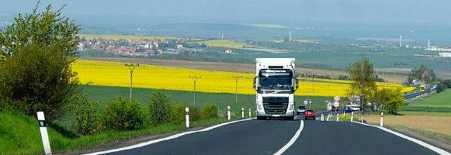 Специален портал за трафика на камиони