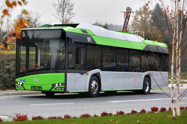 Solaris продаде 130 електрически автобуса на Варшава