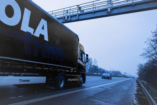Автоматични глоби за претоварване в Чехия