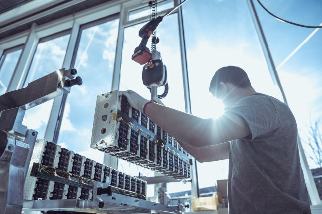 Kreisel Electric и VinFast разработват нова батерия