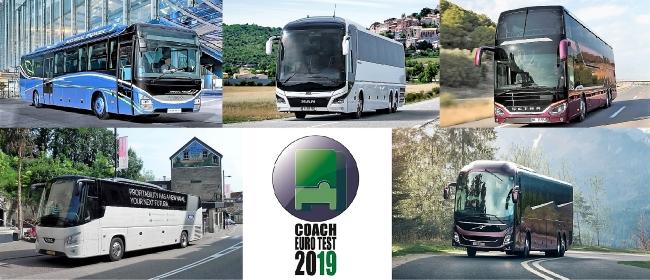 Петима кандидати за наградата Автобус на годината 2020