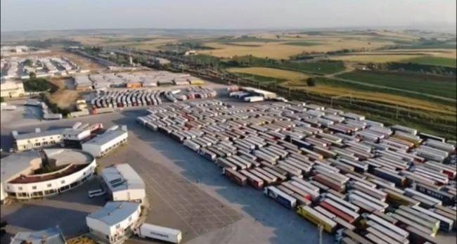 Паркингът на Капъкуле отворен и за леки автомобили